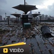 Sandy : le New Jersey très durement frappé
