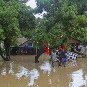 Haïti ravagé par Sandy