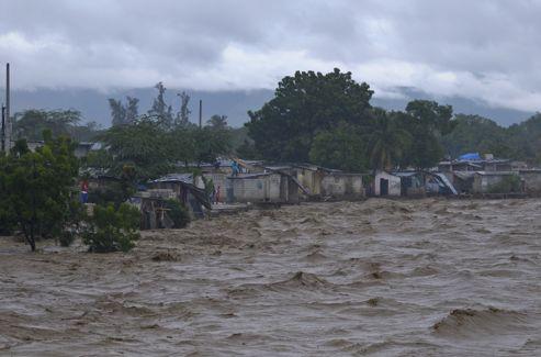 Toutes les rivières de l'ouest du pays sont encore en crue.