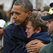 Obama se relance dans le sillage de Sandy