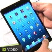 iPad mini : «Apple ajuste rétréci l'iPad»