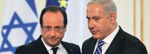 Nétanyahou se dit prêt à rencontrer Abbas à l'Élysée