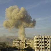 Assad envoie des bombardiers sur Damas