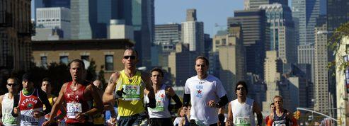 Menaces sur le succès du marathon de New York