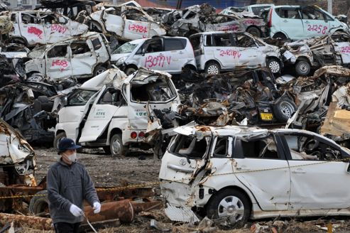 Les milliards détournés des victimes du tsunami au Japon