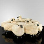Les moutons de Lalanne aux enchères