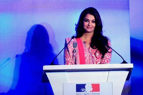 La comédienne de Bollywood a été Miss Monde en 1994. Crédits photo: DR.