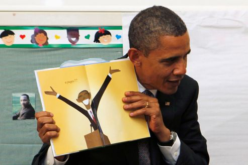 Barack Obama est le POTUS (President of the United States) actuel.