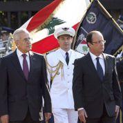 Hollande craint la déstabilisation du Liban