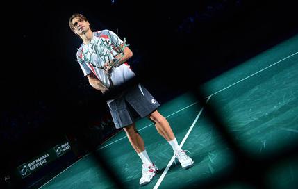Ferrer : «J'ai saisi ma chance»