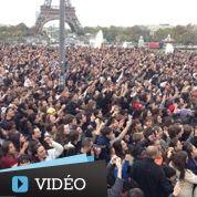 20.000 fans de Gangnam Style au Trocadéro