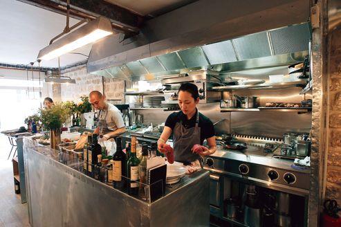 La folie des chefs japonais paris l 39 abri for Restaurant abri paris