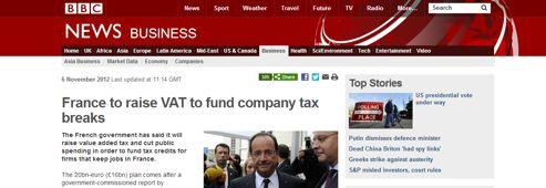 Pour la BBC, le gouvernement f.../pbr /br /pa class=