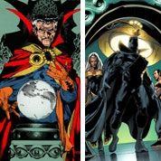 Black Panther et Dr Strange au cinéma