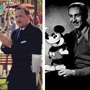 Tom Hanks apparaît en Walt Disney