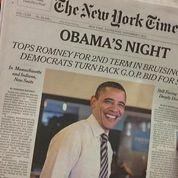 USA : prudence et doutes dans la presse