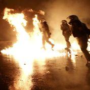 Nouveau plan de rigueur en Grèce sur fond de violences