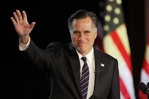 Mitt Romney, la fin d'une ascension presque parfaite