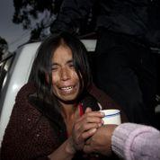 Séisme : désolation au Guatemela