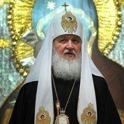 Le patriarche russe Kirill en Terre sainte