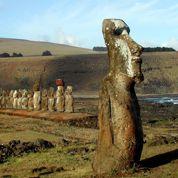 Controverse sur les moaïs de l'île de Pâques