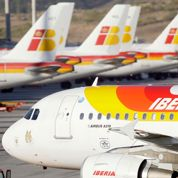 Iberia supprime un quart de ses effectifs