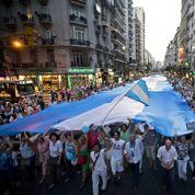 Les Argentins en ont assez de Kirchner