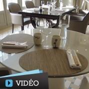 La nouvelle table d'Eric Guérin à Giverny