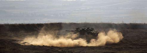 Nouveaux tirs d'Israël contre la Syrie