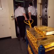 L'or du Rhin inquiète les Allemands