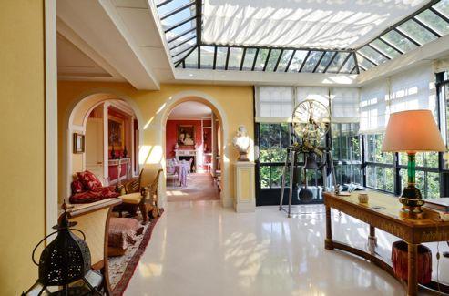 Le figaro immobilier paris une maison normande for Achat maison vincennes