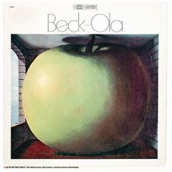 La pochette du second album de Jeff Beck Group, intitulé  Beck Ola .