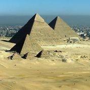 Un djhadiste appelle à détruire des pyramides