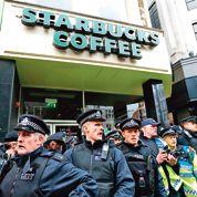 Starbucks, Amazon : la colère du fisc anglais