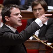 Délinquance: Valls va changer le thermomètre