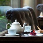 Les Étangs de Corot organise depuis la rentrée des après-midi littéraires à l'heure du thé.
