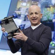 Microsoft perd le créateur de Windows 8