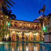 L'ancienne villa de Versace en solde