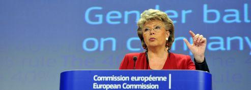 Europe: 40% de femmes pour les sociétés cotées en 2020