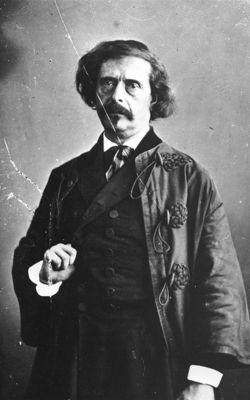 «J'ai failli buter, il me semble!», s'est écrié Jules Barbey d'Aurevilly après une chute.