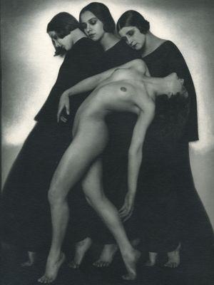 Movement Study  de Rudolf Koppitz, 1925, Viennes.