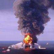 Marée noire : amende record pour BP