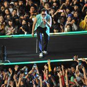 Psy prévoit de faire un concert à Paris