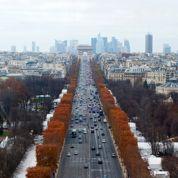 Les Champs-Élysées de plus en plus chers