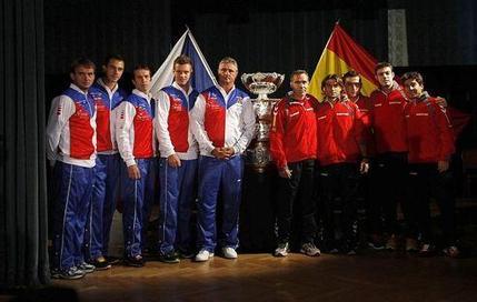 Berdych et ses frères pour l'histoire