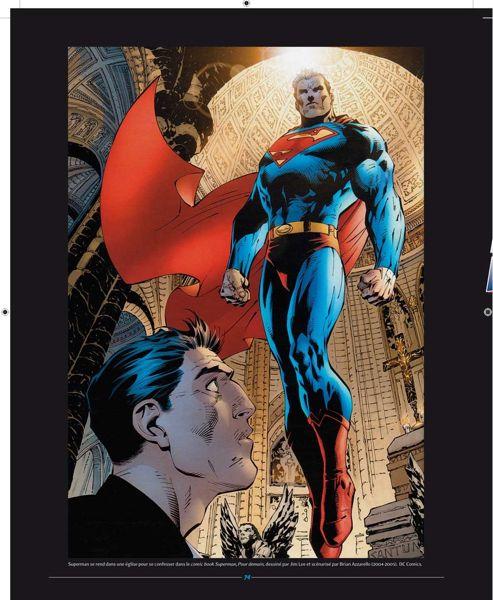 Superman est le premier super-héros qui a enthousiamé le grand public sur grand écran. ©DC Comics