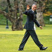 Obama va chercher la croissance en Asie