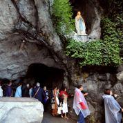 Le savon à l'eau de Lourdes irrite