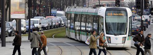 Île-de-France : le tram vise un million d'utilisateurs en 2020