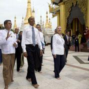 Obama parie sur la démocratie birmane